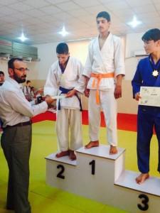 Medaljeutdeling
